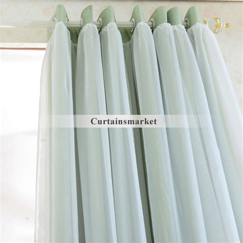 Aqua Blackout Curtains Curtain Quality Layer Aqua High Quality Layer Aqua Color Blackout Curtain The