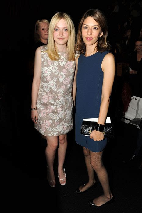 Oh So Pretty Of The Week Marc Gardenia Bottle by Dakota Fanning Sofia Coppola And Zoe Attend Marc