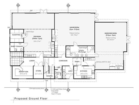 nursery school floor plan future business special needs daycare after school