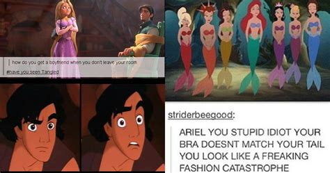 Disney Princess Meme - 15 disney princess memes that got way too real