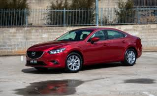 Madza 6 Sport 2016 Mazda6 Sport Review Performancedrive