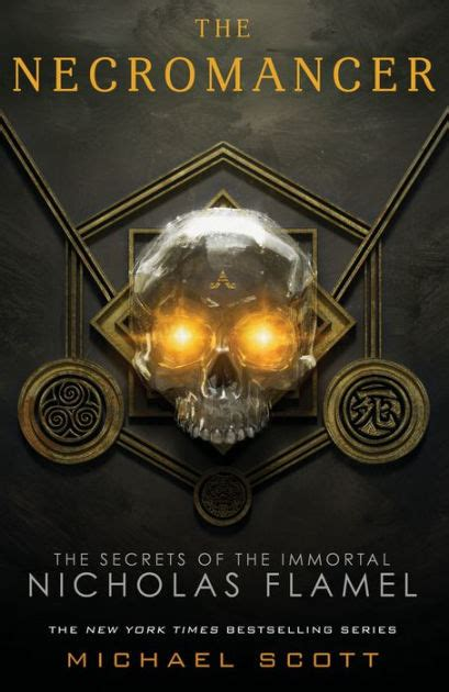 The Necromancer (The Secrets of the Immortal Nicholas