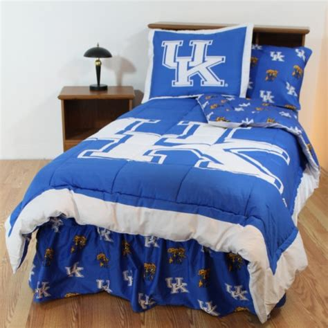 university of kentucky comforter university of kentucky wildats bedding certainty stores