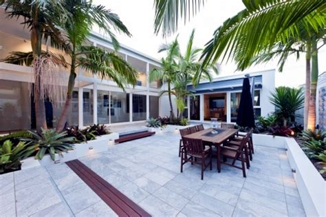house design tips australia designing exotic backyard of a house near the sea in