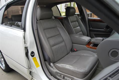 online auto repair manual 2003 lexus gs seat position control lexus gs300 1998 2005 iggee s leather custom fit seat cover 13 colors available ebay