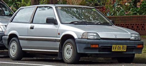 Headl Civic 1984 87 3 Doors honda civic third generation