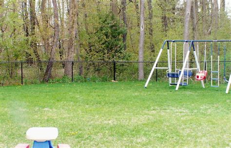 backyard fence company chain link fence backyard fence company