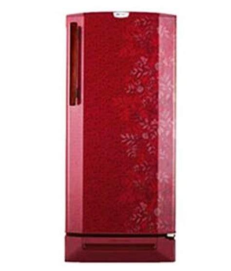 Godrej Fridge Door by Godrej 240 Ltr Rd Edge Pro 240 Pds Single Door