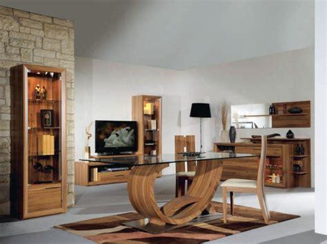 Conforama : salle à manger en bois rustique (photo 4/10