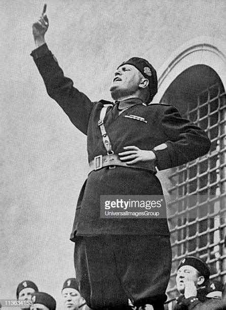 benito mussolini immagini benito mussolini stock photos and pictures getty images