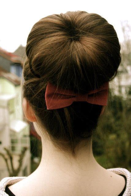 easy cute  messy bun hairstyles  long hair
