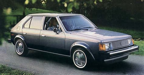 Chrysler Omni by Hooniverse Chrysler Domestic Sub Compact Weekend The
