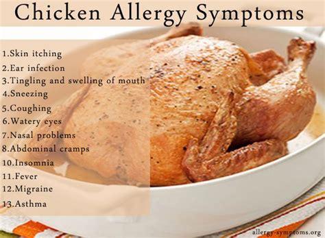 allergic to chicken best 10 allergy symptoms ideas on food allergy symptoms food allergies