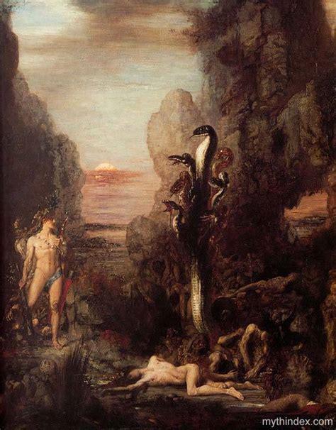 Headed L by Hydra Mythology Index