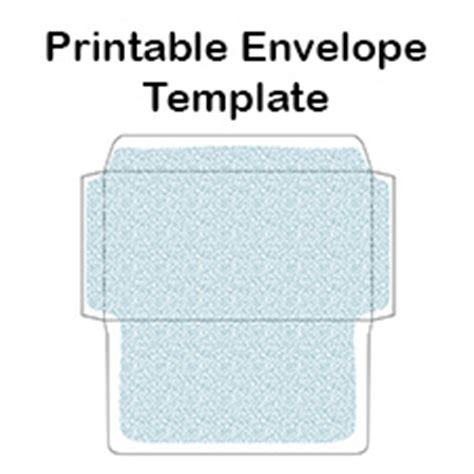 envelope pattern poetry printable envelope template downloadable envelopes