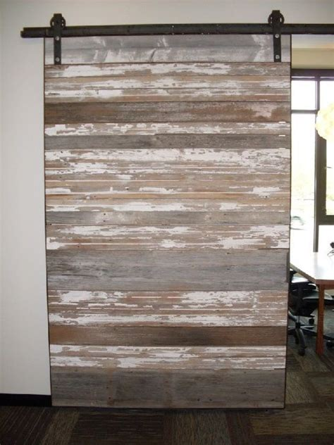 Recycled Barn Doors Reclaimed Barn Door Hallways Mudrooms Craft Rooms Etc Pinte