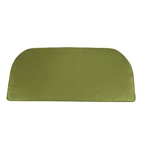 bench replacement cushions hton bay woodbury textured sand replacement outdoor