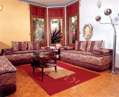 Incroyable Decoration Arabe Maison #1: salon-marocain-moderne-1-590x483.png