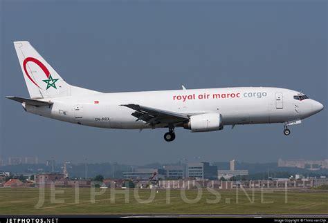 cn rox boeing 737 3m8 sf royal air maroc cargo thimo dijk jetphotos