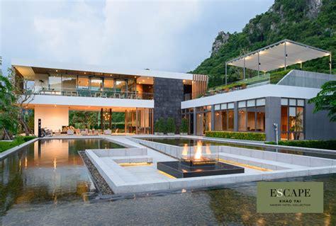 theme hotel khao yai escape sansiri hotel collection