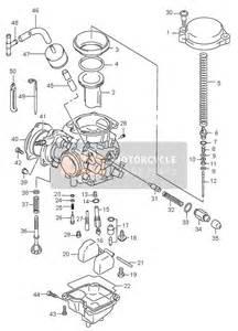 Suzuki Kingquad Parts Suzuki Lt F300f Kingquad 4x4 2000 Spare Parts Msp