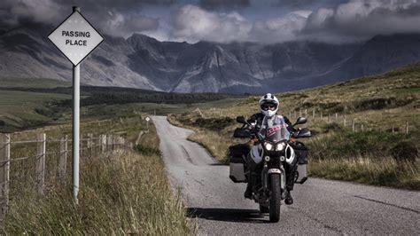 Motorrad Schottland by Highland Motorradreisender De