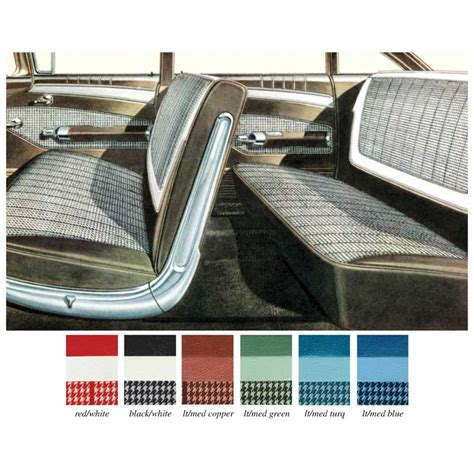 classic car upholstery kits 1960 impala parts interior soft goods seat upholstery