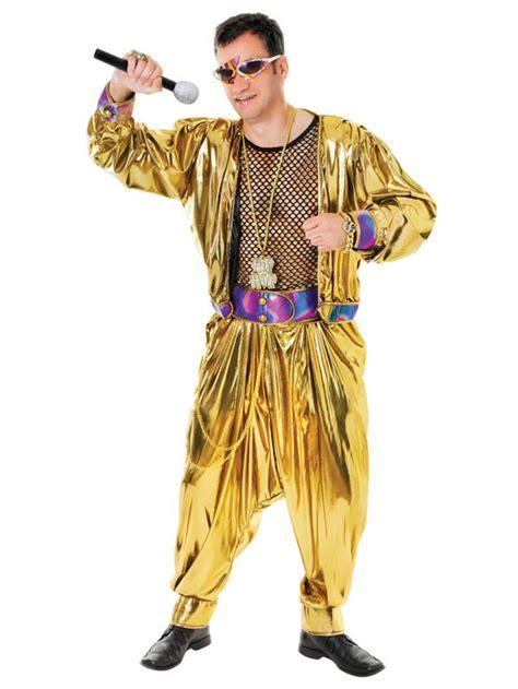 90s rap 80 s costumes mc hammer rapper 1980s 90s fancy dress pop celebrity