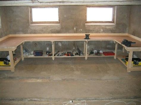 diy garage bench heavy duty work bench diy for the garage wood pallet re