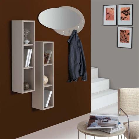 mensole da salotto mensole e specchio da ingresso evolution e05