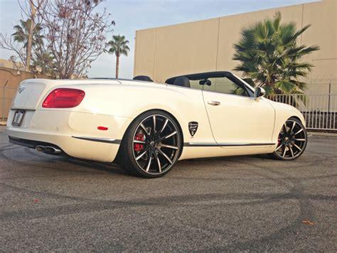 white bentley black rims concave rims for bentley giovanna luxury wheels