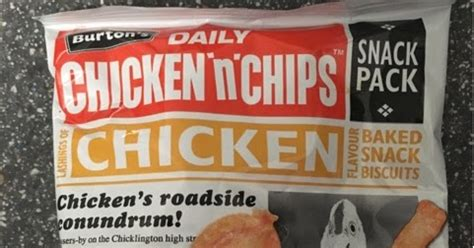 a review a day today s review not a review a day today s review chicken n chips