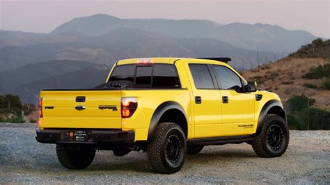Ford F 150 Velociraptor by Ford F 150 Raptor Modified By Hennessey To Be Sold