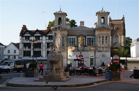 new year in kingston upon thames market place kingston upon thames 169 bill boaden cc by sa