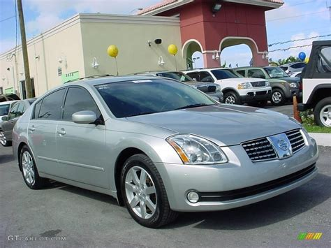 silver nissan inside 2006 nissan maxima interior colors