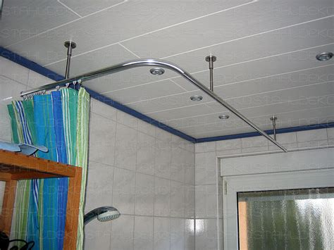 stange duschvorhang badewanne stange f 252 r duschvorhang uc44 hitoiro