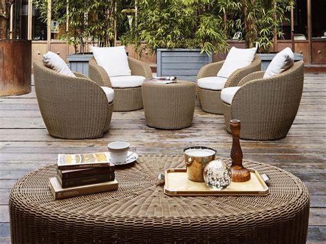 poltrona in vimini poltrona in vimini per terrazzo giardino o bar spiaggia
