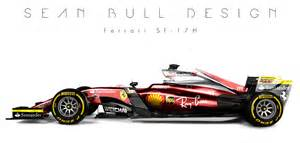f1 2017 bull s input key on designs f1 2017 team concepts on behance