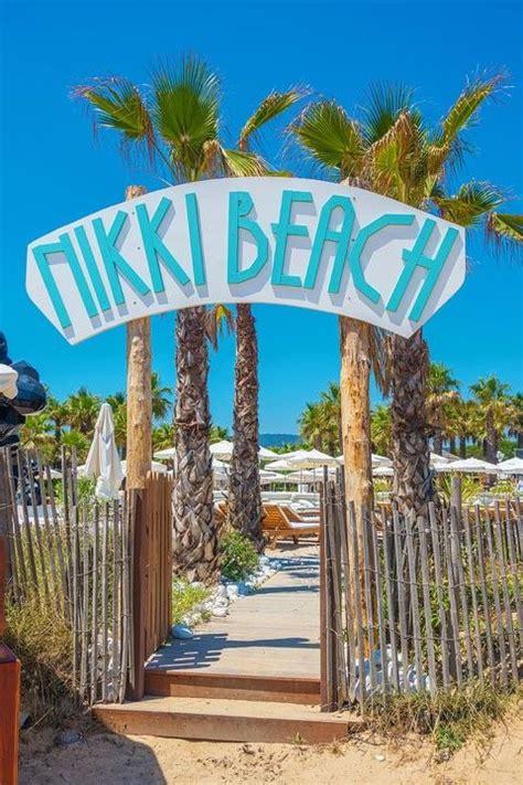 best beaches st tropez 25 best ideas about tropez on
