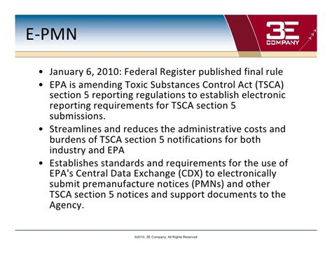 tsca section 6 enhancing chemical management within the framework of