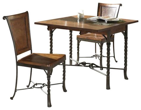 drop leaf dining table set riverside furniture medley 3 drop leaf dining table
