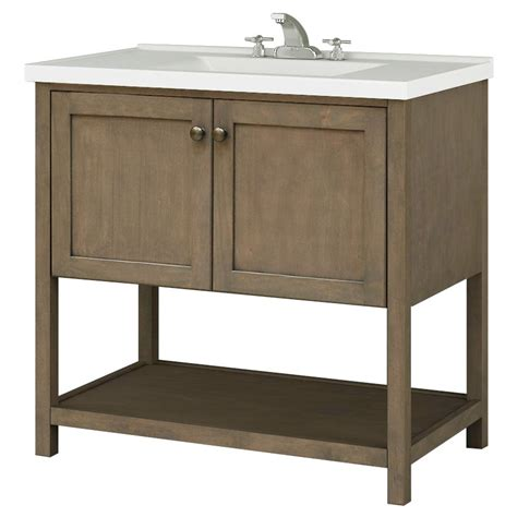 Bathroom Vanity Bases Wood Aiden Bath 36 Quot Bathroom Vanity Base Reviews Wayfair