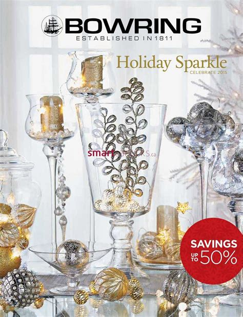 bowring holiday catalog november 19 to december 24