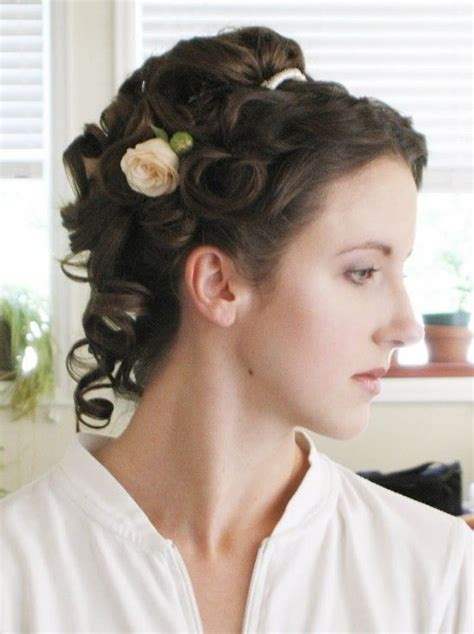 Vintage Wedding Hairstyles Tutorial by 1000 Ideas About Hairstyles On