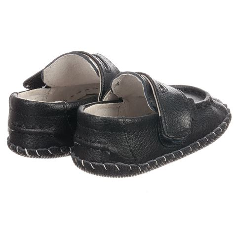 pediped baby shoes pediped originals 0 24mth black leather baby shoes