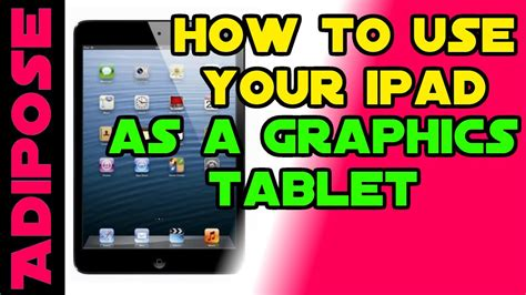 how to use android how to use an as a graphics tablet for your pc works for android