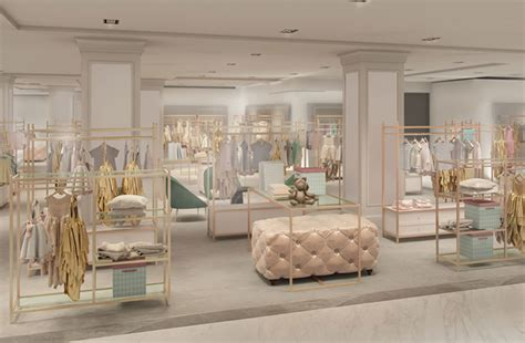 Harrods To Create A Shoe Boudoir by Harrods To Open New Baby Department Baby