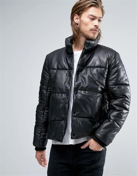 Promo Jaket Promo Flecee Jaket Promo Adidas California Hoodie Black R asos asos puffer leather jacket in black