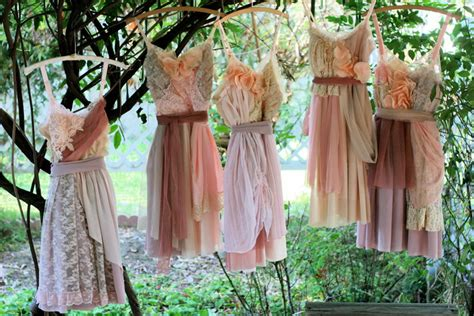 Handmade Bridesmaid Dresses - renee designs eco friendly gorgeousness bridesmaid