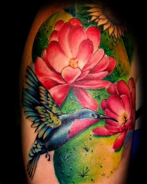 colorful hummingbird tattoo designs 25 unique hummingbird tattoos